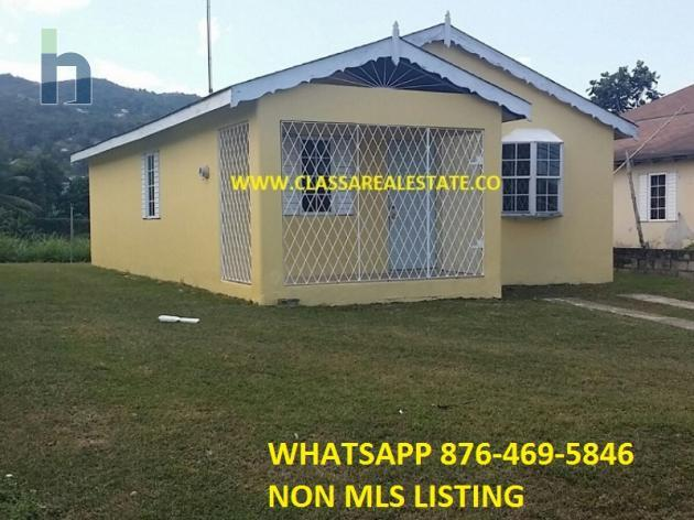 Phenomenal Jamaican Property House For Sale In Bogue St James Download Free Architecture Designs Intelgarnamadebymaigaardcom
