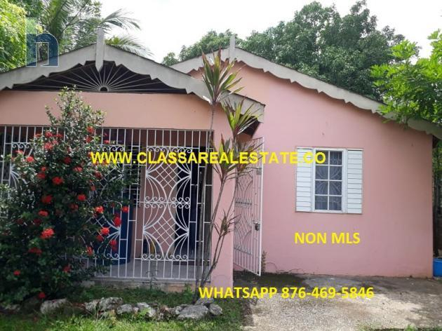 Cool Jamaican Property House For Sale In Bogue St James Download Free Architecture Designs Intelgarnamadebymaigaardcom