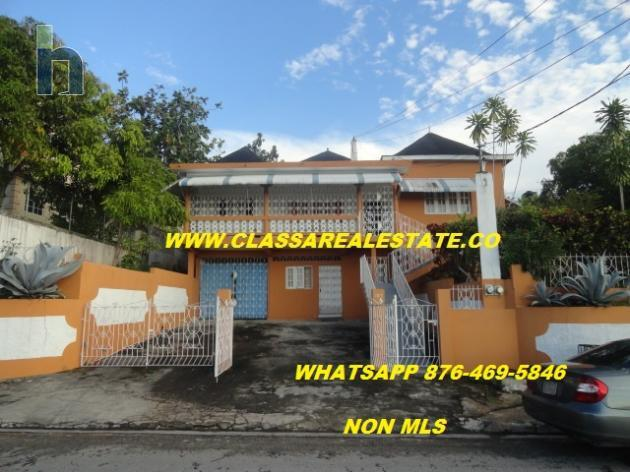 Photo #1 of 20 - Property For Sale at WESTGATE HILLS BLVD, Westgate Hills, St. James, Jamaica. House with 4 bedrooms and 3 bathrooms at JMD $27,000,000. #394.