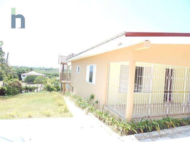 Photo #2 of 16 - Property For Sale at Sandy Bank, Treasure Beach, St. Elizabeth, Jamaica. House with 3 bedrooms and 2 bathrooms at JMD $32,800,000. #397.