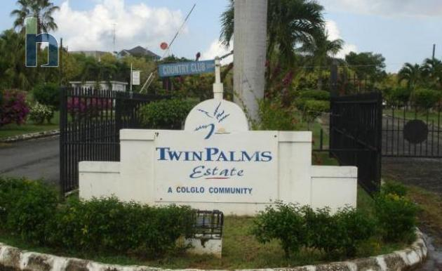 Photo #1 of 6 - Property For Sale at Twin Palms Estate, Palmers, Clarendon, Jamaica. House with 3 bedrooms and 2 bathrooms at JMD $18,500,000. #399.