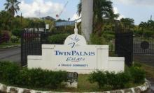 Photo of Jamaican Property House For Sale at Twin Palms Estate, Palmers, Clarendon, Jamaica