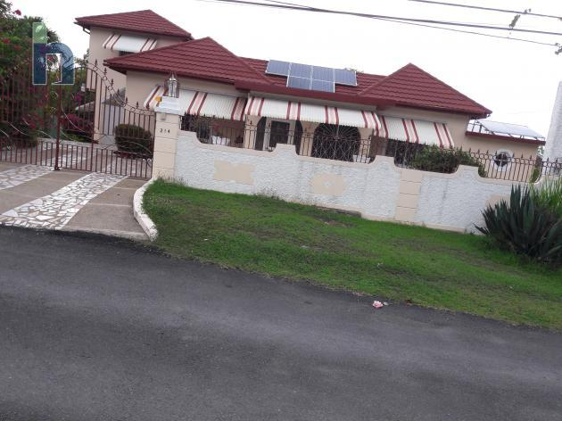 Photo #1 of 1 - Property For Sale at 215 Green Dolphin StreetTower Isle St Mary, Tower Isle, St. Mary, Jamaica. House with 3 bedrooms and 3 bathrooms at JMD $385,000,000. #420.
