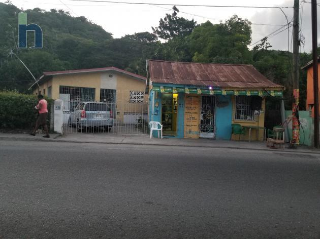 Photo #1 of 4 - Property For Sale at 56 Stennett Street Port Maria St. Mary, District of Port Maria, St. Mary, Jamaica. Retail Unit with 0 bedrooms and 0 bathrooms at JMD $22,000,000. #440.