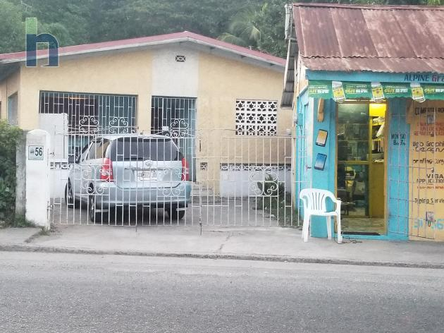 Photo #2 of 4 - Property For Sale at 56 Stennett Street Port Maria St. Mary, District of Port Maria, St. Mary, Jamaica. Retail Unit with 0 bedrooms and 0 bathrooms at JMD $22,000,000. #440.